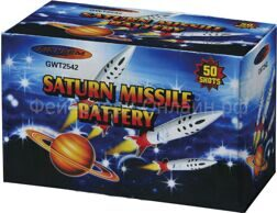 Фейерверк SATURN MISSILE BATTERY 50s GWT2542