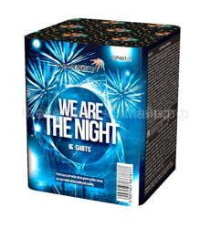 "Фейерверк WE ARE THE NIGHT (0,8""x16) GP497/2"